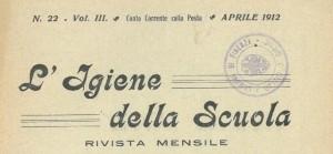 RIVISTA 1911